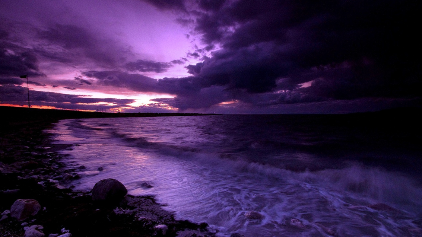 wallpaper nature desktop purple - photo #18