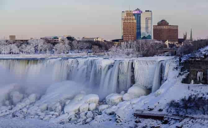 Frío, nieve, centígrados,