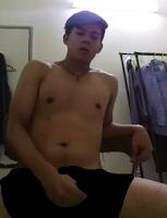 [121] Nice boy show cock