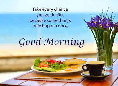 Breakfast good morning image for whatsapp