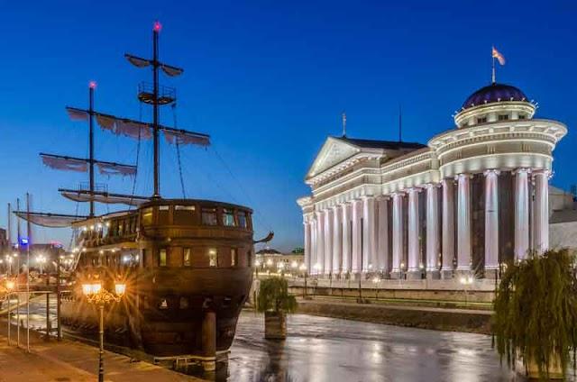 14 Prozent mehr Touristen in Mazedonien - Januar-September Vergleich