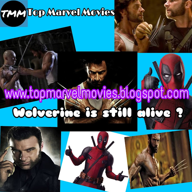 Wolverine is still alive ? , Deapool