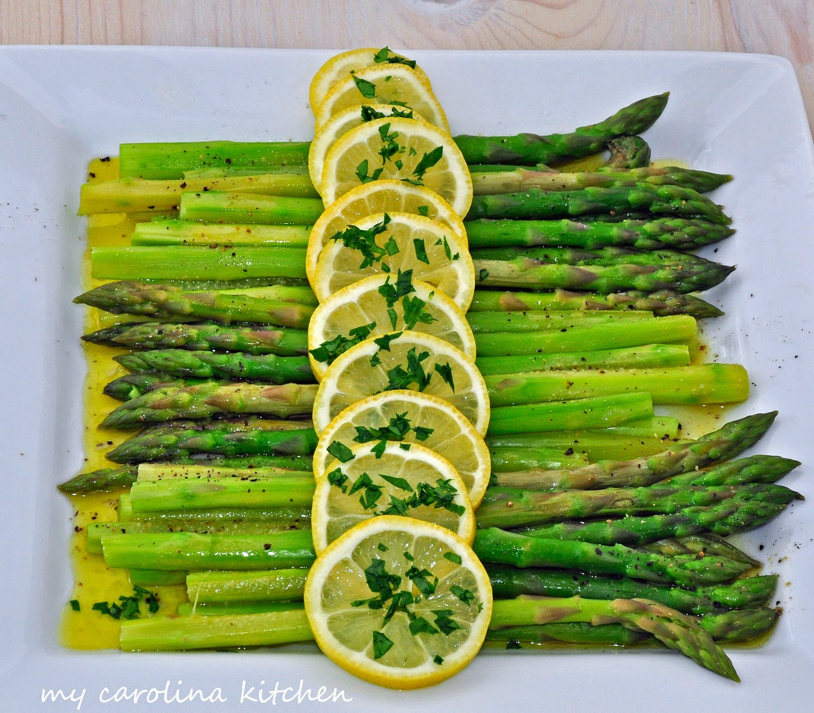 My Carolina Kitchen 6 Easy Asparagus Recipes For Easter