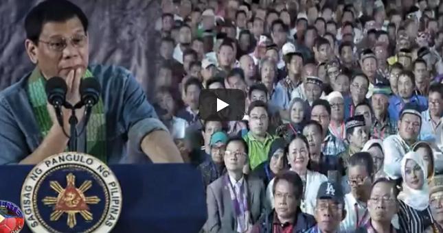 Napa Wow Ang Buong Kamusliman Sa Napakatapang Na Talumpati Ni Duterte Sa Bangsamoro Assembly