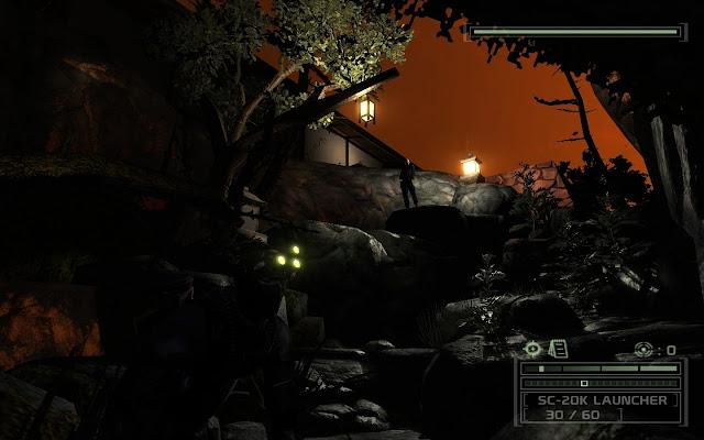 Tom Clancys Splinter Cell Chaos Theory PC Full Version Screenshot 1