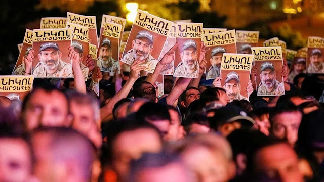 "Europa anuncia concurso de medios sobre la ""revolución de terciopelo"" en Armenia"