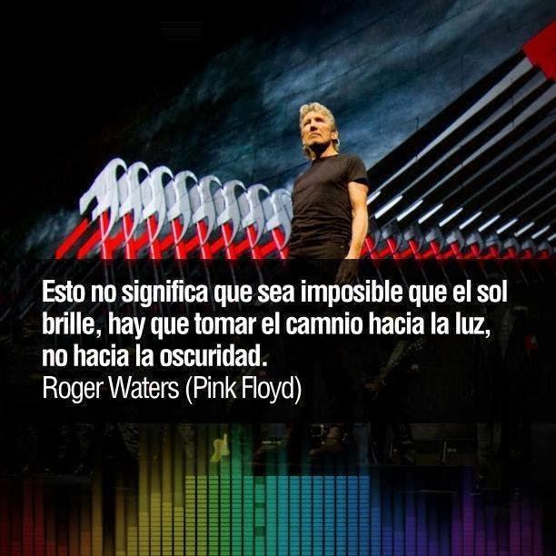 frases de Roger Waters