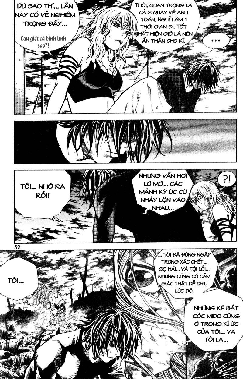 Banya chap 024 trang 8