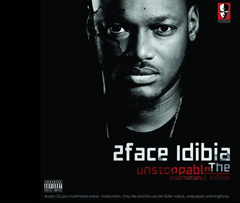 2face Idibia - Be There