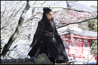 Shu Qi en The Assassin (Hou Hsiao-Hsien, 2015)