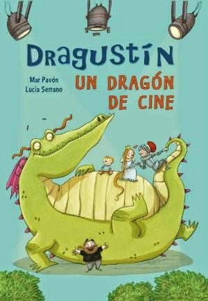 recomendación libros infantiles Dia del libro, dragustín