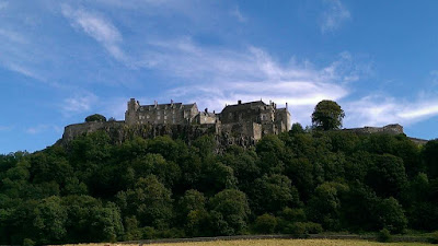 Stirling Castle - Picture by Garvally House in Alloa