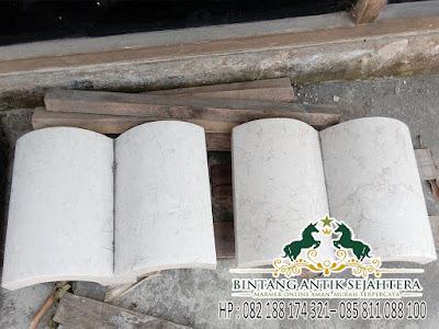 Nisan Marmer Tulungagung , Batu Nisan Dari Marmer Granit