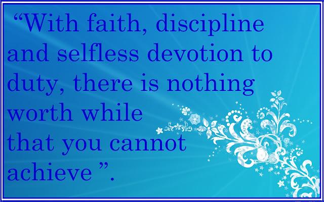 Quotes of Quaid-e-Azam