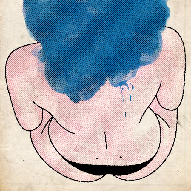 shoo bop illustration drawingmarcos moran  ilustracion dibujo