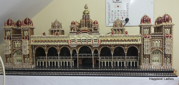 Model of Mysore Palace
