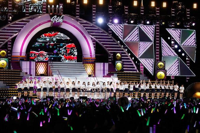 170628 乃木坂46 4th YEAR BIRTHDAY LIVE 2016.8.28-30 JINGU STADIUM Disc1 ~ Disc4