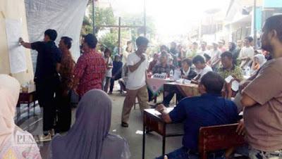 Anies-Sandi Menang, Warga Kebon Nanas Seakan Menyambut Kemenangan Umat