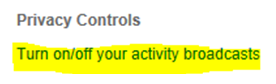 turn off activity broadcasts on LinkedIn, LinkedIn turn off activity broadcasts, turn on LinkedIn activity broadcasts