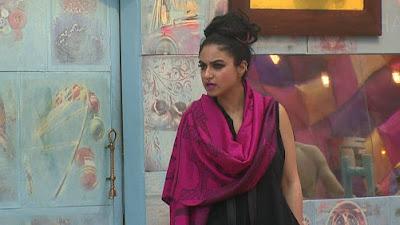 बिग बॉस 9' की प्रतिभागी प्रिया मलिक