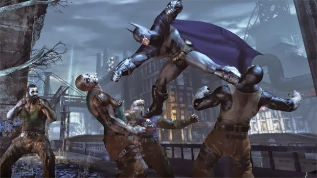 Arkham Origins bad review