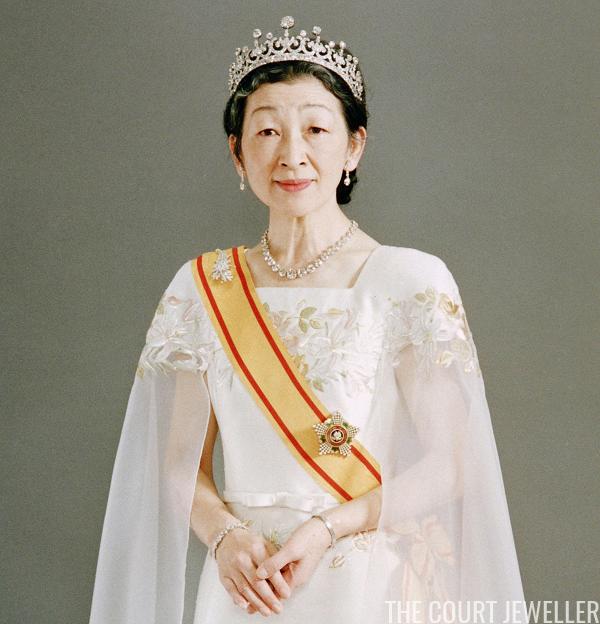 Image result for meiji tiara