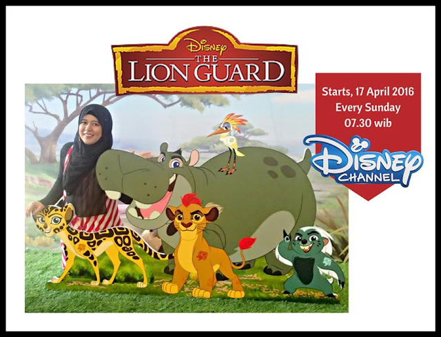 The Lion Guard, Disney Channel