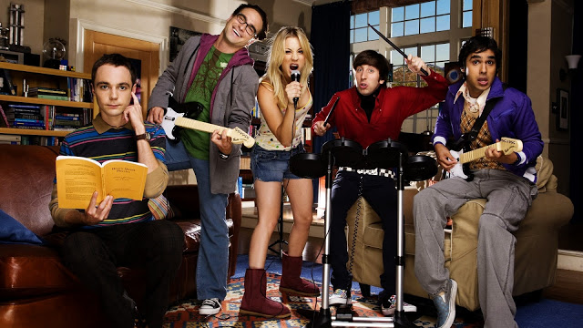 The Big Bang Theory Serie Completa 720p HD Español Latino cap 2