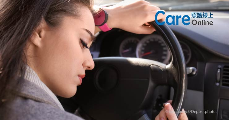 車子裡二氧化碳濃度過高會讓人昏昏欲睡
