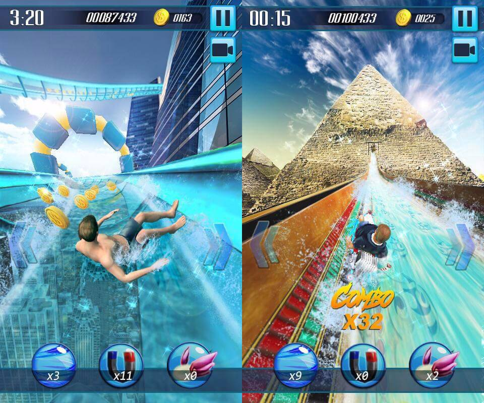 Download Water Slide 3D
