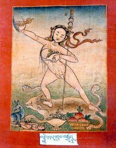 Резултат с изображение за female mahasiddha