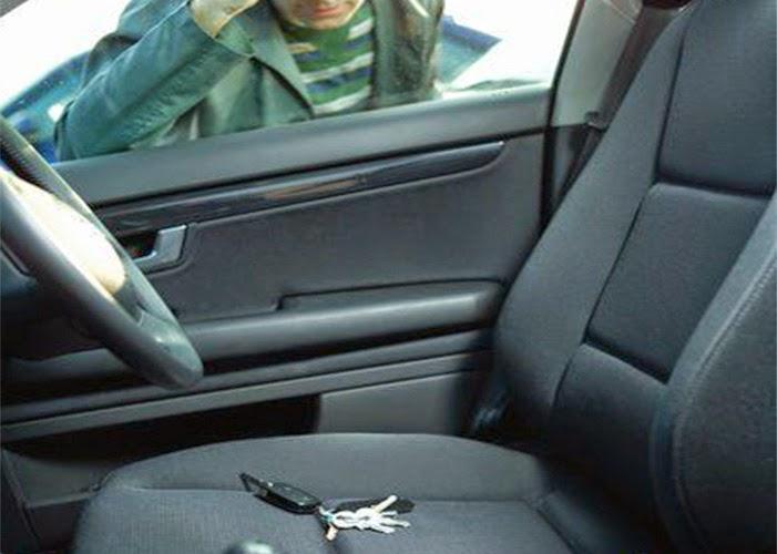 cómo abrir un carro sin llaves en 10 segundos