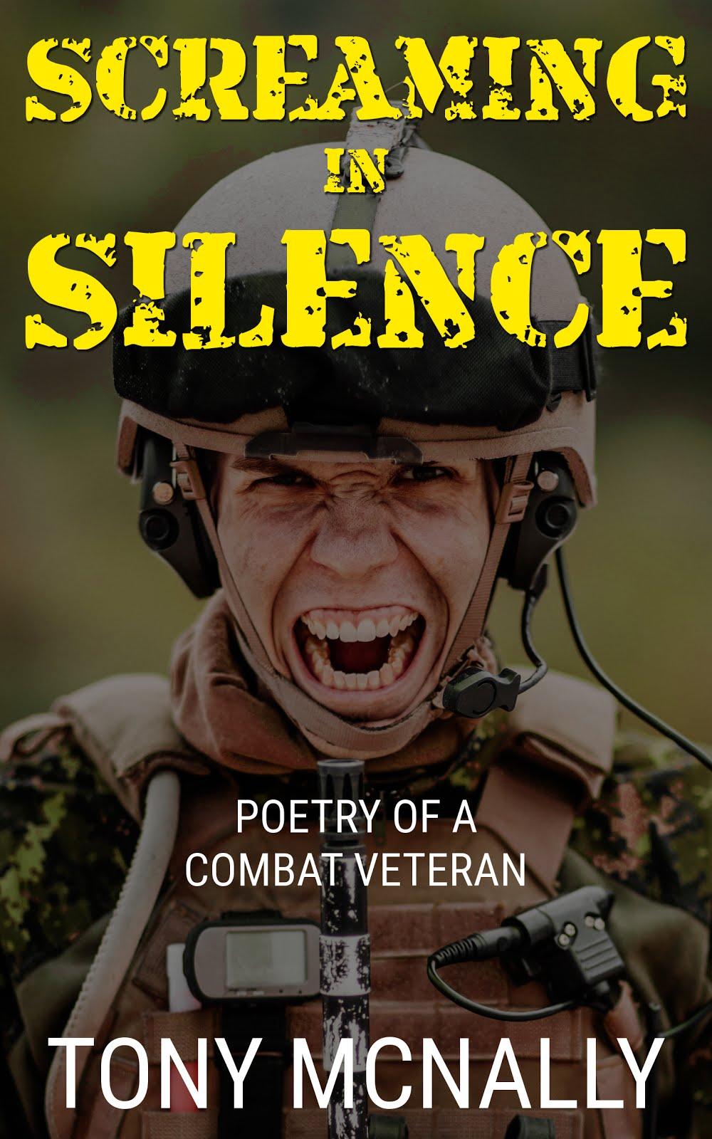 My book of PTSD poetry