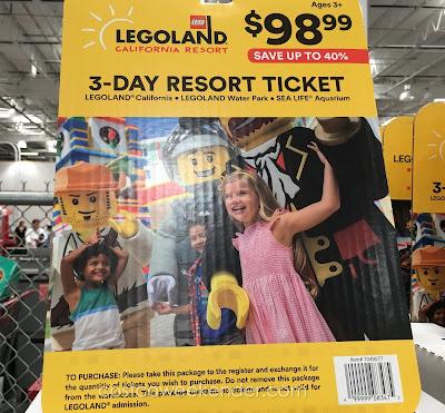 Legoland California 3-day Hopper Ticket - Where AWESOME awaits!