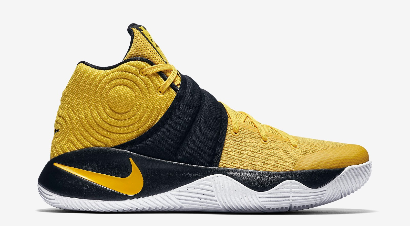 Kyrie  Tour Black And Yellow