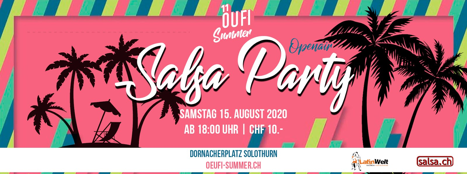 SALSA PARTY OPENAIR