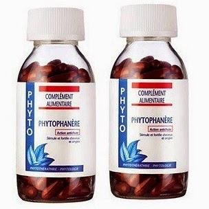 estimula el crecimiento del cabello con Phytophanére Anticaída cápsulas.