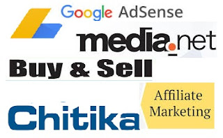 Top 4 Ad Networks Google Adsense Ke Sath Paise Kama Sakte Hai