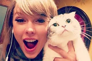 A Maria Callizo Monge le gustaría ser el gato de Taylor Swift