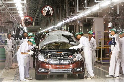 Info Lowongan Kerja Operator Produksi PT Honda Prospect Motor (HPM) Oktober 2018