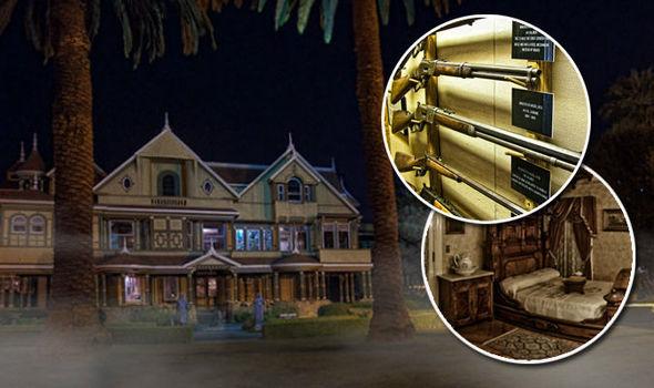 «Winchester», η… ιστορία πίσω από το πιο στοιχειωμένο σπίτι στον κόσμο! (ΦΩΤΟ)