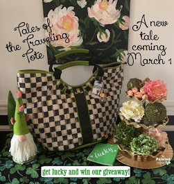 Next Tales of the Traveling Tote: Coming March 1, 2021
