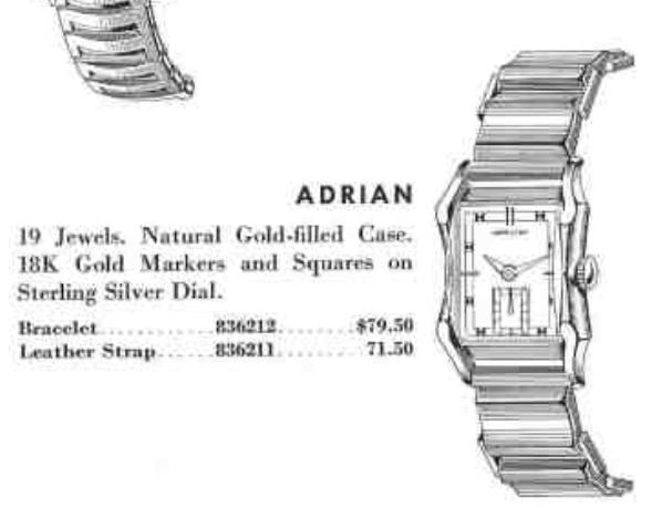 Vintage Hamilton Watch Restoration: 1953 Adrian