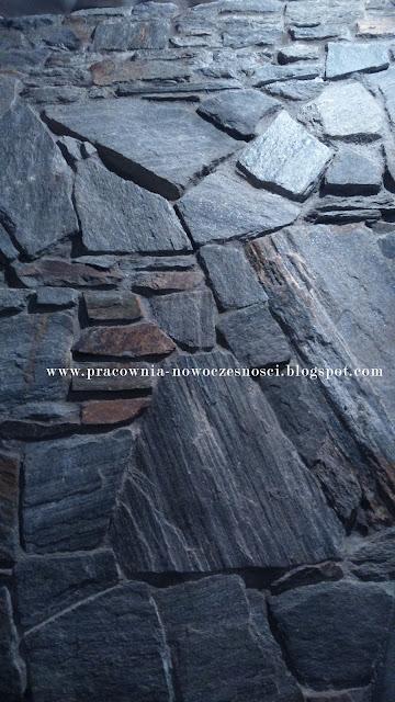 kamień na ścianę