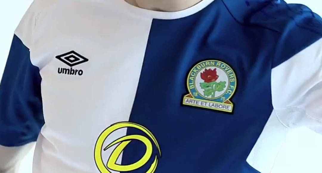 The new Blackburn Rovers 2017-2018 home jersey was officially released this  morning. Umbro again makes the new Blackburn Rovers 2017-2018 kits. f9349114e