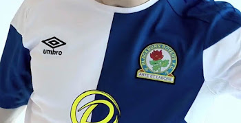 Blackburn Rovers 17-18 Home Kit Released 826b62c82