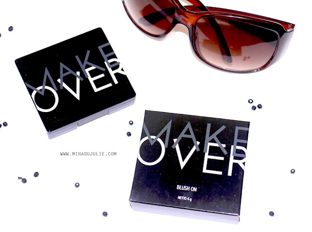 make over blush on review