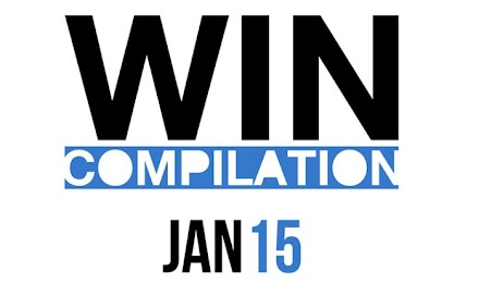 WIN Compilation January 2015 (2015/01) | LwDn x WIHEL -  full throttle epicness ( 50 Clips in 1 )