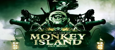 The Secret of Monkey Island - Fan Movie Trailer 2