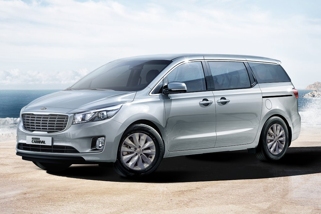 Updated Kia Philippines Springs Grand Carnival Surprise